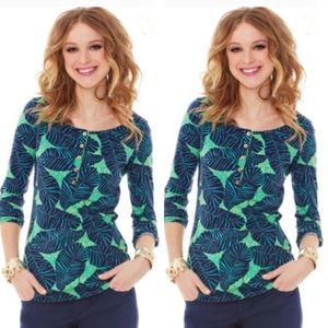 Lilly Pulitzer | Porter Henley Top